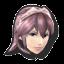 Icône Lucina violet U
