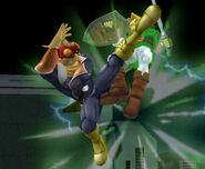 Captain Falcon Melee Profil 3