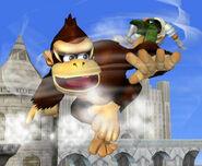 Donkey Kong Melee Profil 2