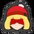 Icône Min Min rouge Ultimate