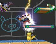 Pikachu attaques Brawl 6