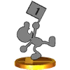 Trophée Mr Game & Watch alt 3DS