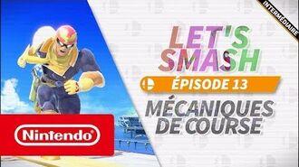 Let's Smash - Épisode 13 Mécaniques de course (Nintendo Switch)