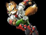 Trophées Smash 4 (Star Fox)