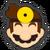 Icône Dr. Mario jaune Ultimate