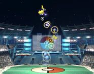 Pikachu attaques Brawl 5