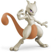 Art Mewtwo orange Ultimate