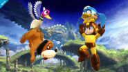 Duo Duck Hunt SSB4 Profil 3