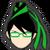 Icône Bayonetta vert Ultimate