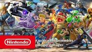 Paroles de pros - Super Smash Bros