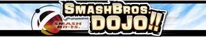 Smash Bros. Dojo logo