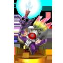 Trophée Kranos sorcier 3DS