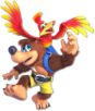 Art Banjo & Kazooie Ultimate