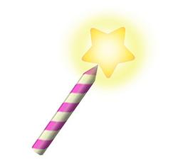 Image illustrative de l'article Bâton étoile