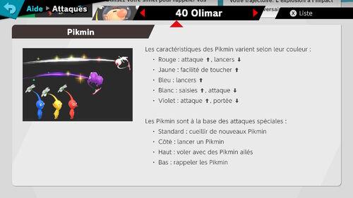Attaques Ultimate Olimar2
