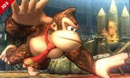 Donkey Kong SSB4 Profil 8