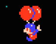 Sprite Balloon Fighter