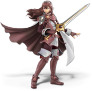 Art Lucina marron Ultimate