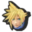 Icône 3DS Cloud bleu