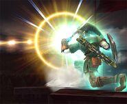 Link Smash final Brawl 1
