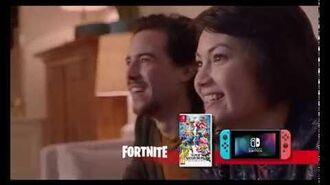 "Nintendo Switch PUB TV ""Ma Façon de jouer"" FRench TV AD ""My Way"""