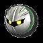 Icône Meta Knight vert U