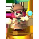 Trophée Charlotte Aulme 3DS