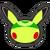 Icône Pikachu vert Ultimate