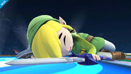 Link Cartoon SSB4 Profil 6