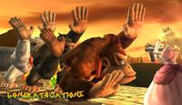 Félicitations Donkey Kong Brawl All-Star