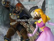 Félicitations Ganondorf Melee Aventure
