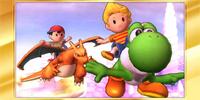 Félicitations Lucas 3DS Classique