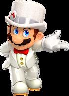 Art Mario mariage Odyssey