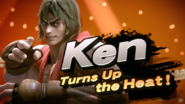 Splash art Ken Ultimate