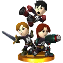 Trophée Equipe Mii 3DS