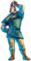 Art Hergo Skyward Sword