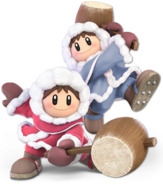 Art Ice Climbers rouge gris Ultimate
