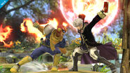 Captain Falcon SSB4 Profil 6