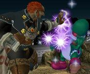 Ganondorf Melee Profil 3