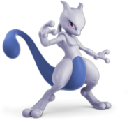 Art Mewtwo bleu Ultimate