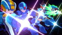 Félicitations Mega Man U Classique