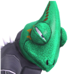 Icône Leon Wii U