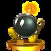 Trophée Bob-omb 3DS