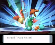 Dresseur de Pokémon Smash final Brawl 2