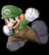 Art Mario vert Ultimate