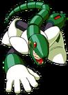 Art Snake Man RCW