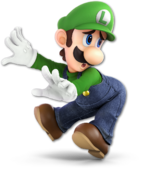 Art Luigi Ultimate