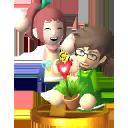 Trophée M Mendel & Mme Rose 3DS