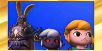 Félicitations Ganondorf 3DS All-Star