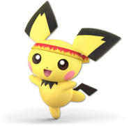 Art Pichu bandeau Ultimate
